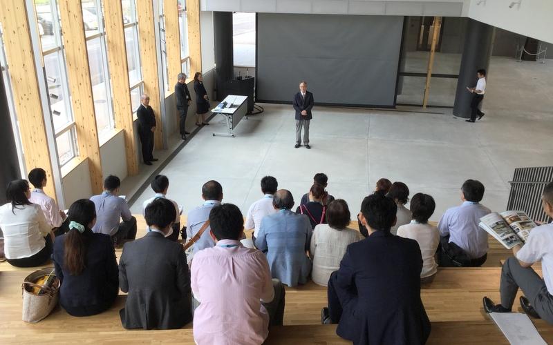 中学校教員、学習塾関係者対象の進学説明会を実施しました