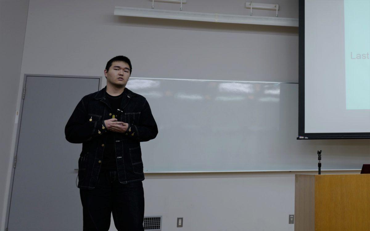 ICT Students English Presentation