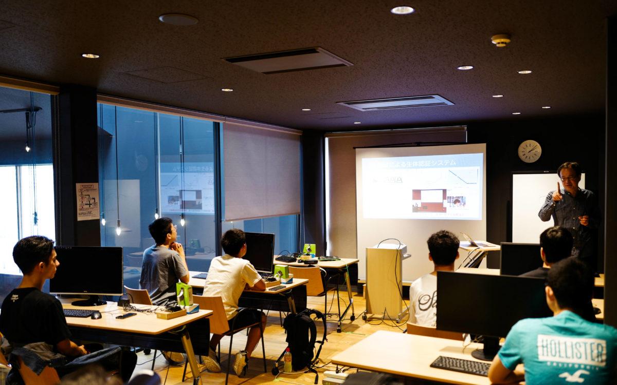 金沢工業大学 中沢教授によるAI講習会を受講しました。