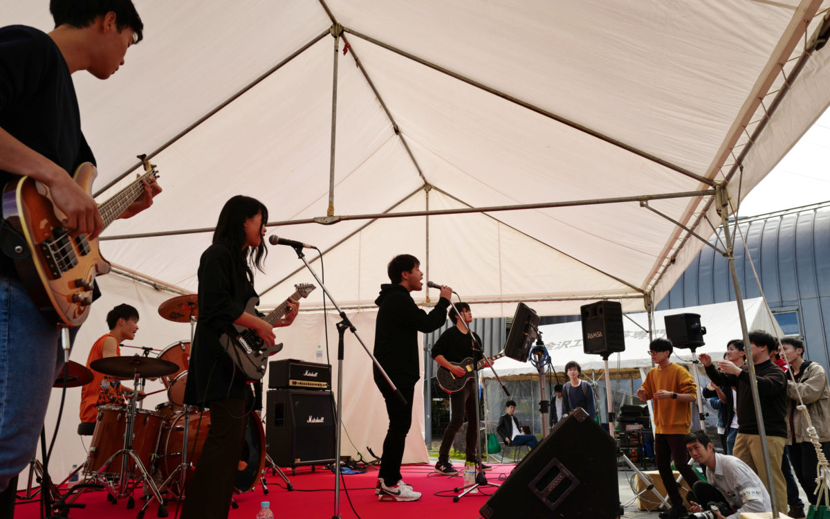 第54回 高専祭が開催されました。